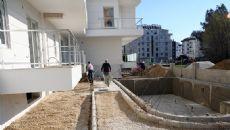 Limanpark Wohnungen, Foto's Bau-10