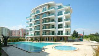 Corner Park Wohnungen, Konyaalti / Antalya
