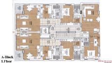 Апартаменты Парк Лара , Планировка -1