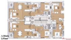 Апартаменты Парк Лара , Планировка -3