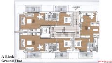 Апартаменты Парк Лара , Планировка -4