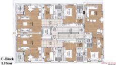 Апартаменты Парк Лара , Планировка -9