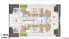 Апартаменты Парк Лара , Планировка -10