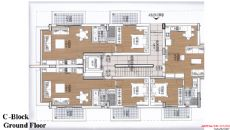 Апартаменты Парк Лара , Планировка -12