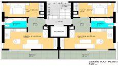 Trend Homes II, Kat Planları-1