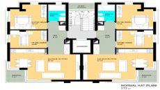 Trend Homes II, Kat Planları-2