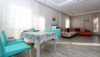 Bright 1+1 Flat within Walking Distance of the Sea in Antalya, Interior Photos-5