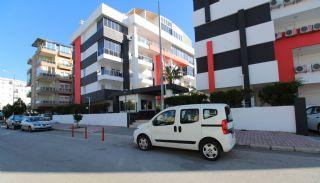 Ruim 1+1 appartement in een complex in Konyaaltı Antalya, Antalya / Konyaalti