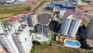 Antalya Flats for Sale in a Complex with an Indoor Parking, Antalya / Konyaalti - video