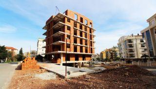 Hoogwaardig appartementen te koop in Konyaalti Antalya, Bouw Fotos-1