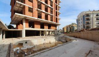 Hoogwaardig appartementen te koop in Konyaalti Antalya, Bouw Fotos-2