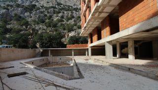 Hoogwaardig appartementen te koop in Konyaalti Antalya, Bouw Fotos-3