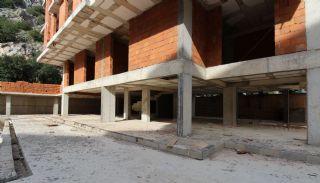 Hoogwaardig appartementen te koop in Konyaalti Antalya, Bouw Fotos-4