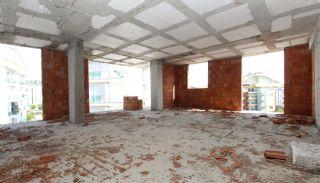 Hoogwaardig appartementen te koop in Konyaalti Antalya, Bouw Fotos-5