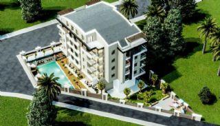 Hoogwaardig appartementen te koop in Konyaalti Antalya, Antalya / Konyaalti - video