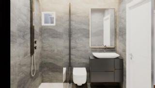 Hoogwaardig appartementen te koop in Konyaalti Antalya, Interieur Foto-11
