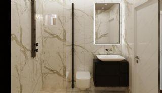 Hoogwaardig appartementen te koop in Konyaalti Antalya, Interieur Foto-12