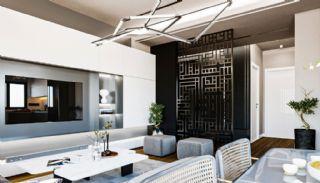 Hoogwaardig appartementen te koop in Konyaalti Antalya, Interieur Foto-2