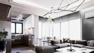 Hoogwaardig appartementen te koop in Konyaalti Antalya, Interieur Foto-3