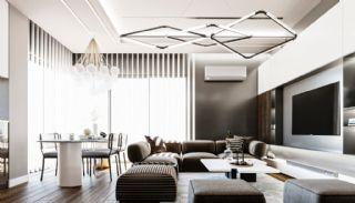 Hoogwaardig appartementen te koop in Konyaalti Antalya, Interieur Foto-8