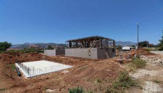 Villen mit privaten Pools inmitten der Natur in Antalya, Foto's Bau-1