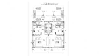 Döşemealtı'nda Doğa İçinde Özel Havuzlu Satılık Villalar, Kat Planları-2