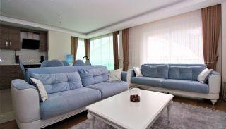 Bergzicht Appartement Dichtbij het Strand in Konyaalti, Interieur Foto-1