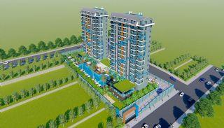 Lägenheter med havsutsikt till överkomliga priser i Alanya Mahmutlar, Alanya / Mahmutlar - video