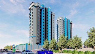 Lägenheter med havsutsikt till överkomliga priser i Alanya Mahmutlar, Alanya / Mahmutlar