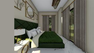 Lägenheter med havsutsikt till överkomliga priser i Alanya Mahmutlar, Interiör bilder-10