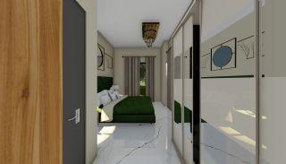 Lägenheter med havsutsikt till överkomliga priser i Alanya Mahmutlar, Interiör bilder-15