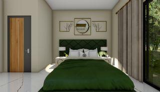 Lägenheter med havsutsikt till överkomliga priser i Alanya Mahmutlar, Interiör bilder-16