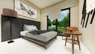Lägenheter med havsutsikt till överkomliga priser i Alanya Mahmutlar, Interiör bilder-2