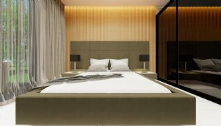 Lägenheter med havsutsikt till överkomliga priser i Alanya Mahmutlar, Interiör bilder-4