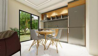 Lägenheter med havsutsikt till överkomliga priser i Alanya Mahmutlar, Interiör bilder-5