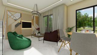 Lägenheter med havsutsikt till överkomliga priser i Alanya Mahmutlar, Interiör bilder-6