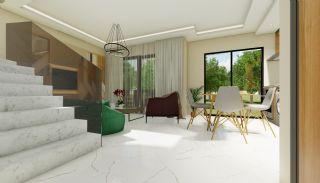 Lägenheter med havsutsikt till överkomliga priser i Alanya Mahmutlar, Interiör bilder-9