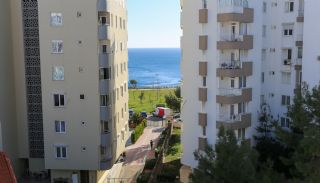 Furnished Apartment for Sale with Sea View in Lara Antalya, Interior Photos-10