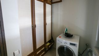 Меблированная Квартира с Видом на Море в Ларе, Анталия, Фотографии комнат-15