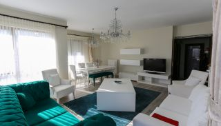 Furnished Apartment for Sale with Sea View in Lara Antalya, Interior Photos-2