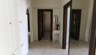 Furnished Apartment for Sale with Sea View in Lara Antalya, Interior Photos-4