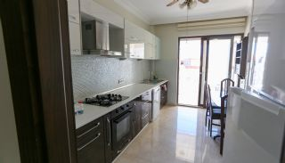 Furnished Apartment for Sale with Sea View in Lara Antalya, Interior Photos-6
