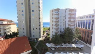 Furnished Apartment for Sale with Sea View in Lara Antalya, Interior Photos-9