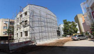 Квартиры в Анталии с Перспективой Хорошего Дохода от Аренды, Фотографии строительства-1