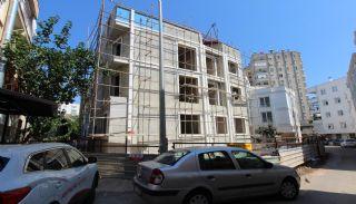 Квартиры в Анталии с Перспективой Хорошего Дохода от Аренды, Фотографии строительства-2