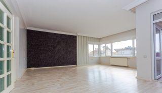 Zeezicht appartement te koop met ruime kamers in Lara Antalya, Interieur Foto-1