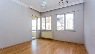 Zeezicht appartement te koop met ruime kamers in Lara Antalya, Interieur Foto-11