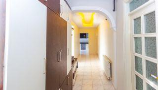 Zeezicht appartement te koop met ruime kamers in Lara Antalya, Interieur Foto-13