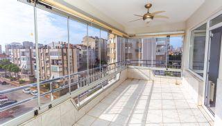 Zeezicht appartement te koop met ruime kamers in Lara Antalya, Interieur Foto-18