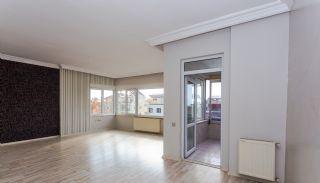 Zeezicht appartement te koop met ruime kamers in Lara Antalya, Interieur Foto-2